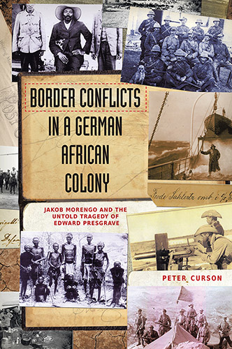 Border conficts in a german african colony